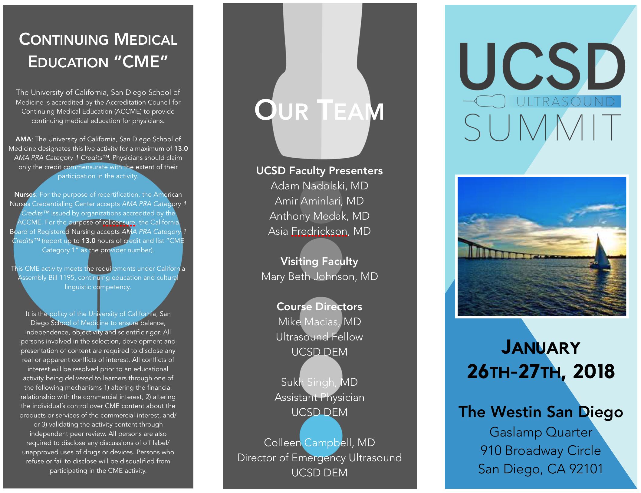 UCSD Ultrasound Summit – UCSD Ultrasound